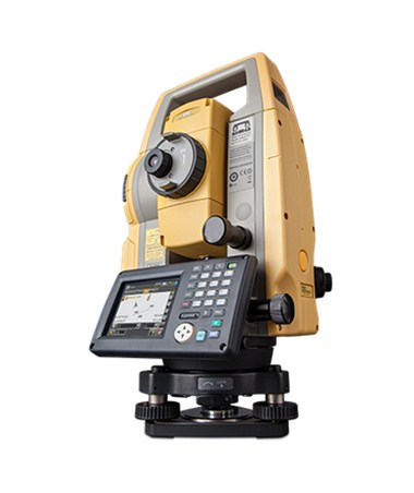 Topcon DS 200 Series Motorized Total Station