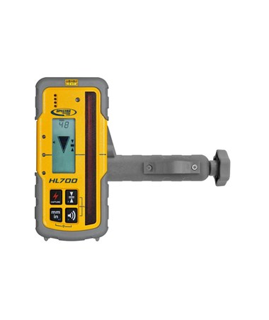 Spectra Precision Laser HL700 Laserometer TriHL700