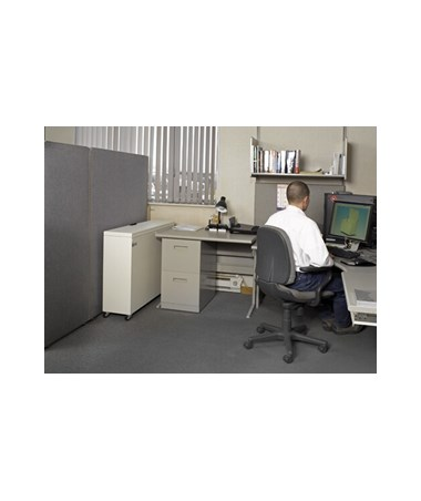 Ulrich Fire Resistance High-Density Vertical Minifile ULR6024-