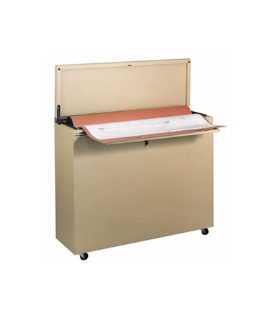 Ulrich Fire Resistant High Density Minifile 30 x 42 6030