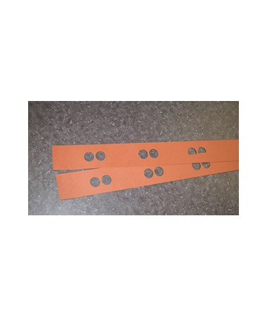 Ulrich Divider Strips for Pinfiles (Qty. 10) ULRD24.