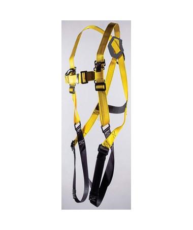 Ultra-Safe Alumisafe Full Body Harness ULT98305N-
