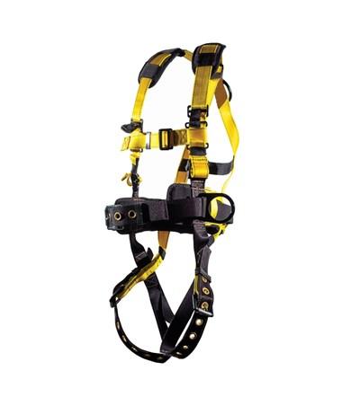 Ultra-Safe Alumisafe Ironworker's Harness ULT98396B
