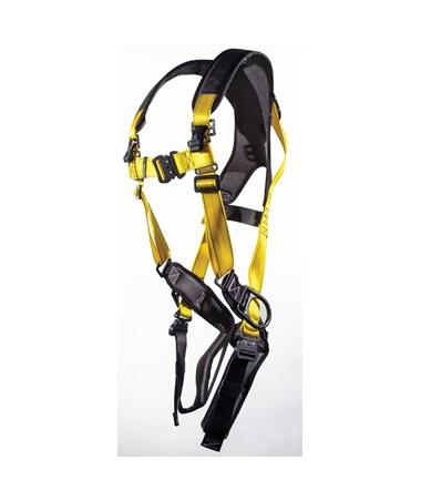 Ultra-Safe Alumisafe With Padded Legs, X-Pad Back Pad And Trauma Pad ULTUX-98305QLTP-