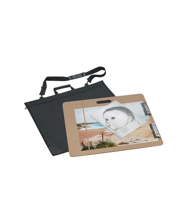 Sketch Board & Soft-Sided Portfilio Set VP2326