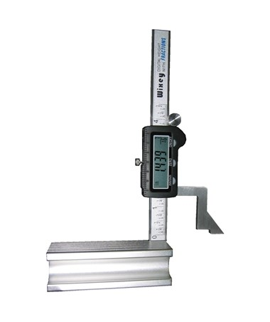 Wixey Digital Height Gauge WIXWR200