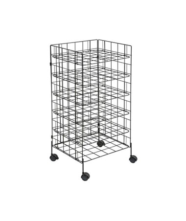 Alvin Rack & Go Mobile Storage Cart WRASB