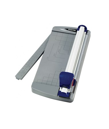 """X-ACTO® 12"""" x 6"""" Plastic Rotary Trimmer X-26505"""