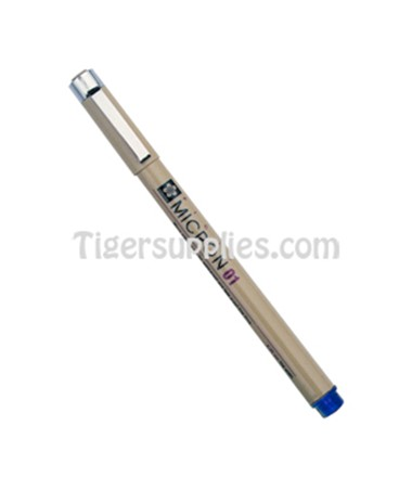 PIGMA MICRON .25MM BLUE XSDK01-36