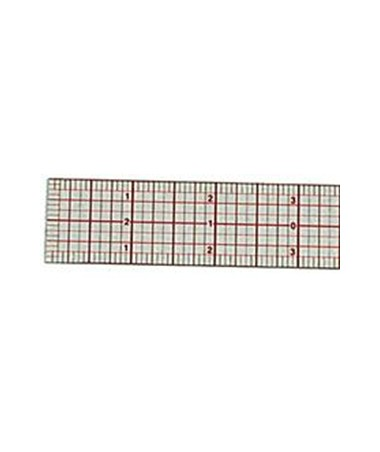 C-THRU® Standard Beveled Rulers B50-0